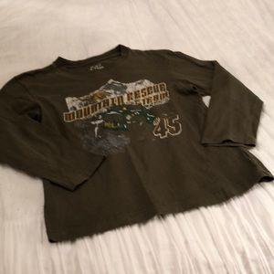 PLACE tee shirt.  Size medium (7-8).